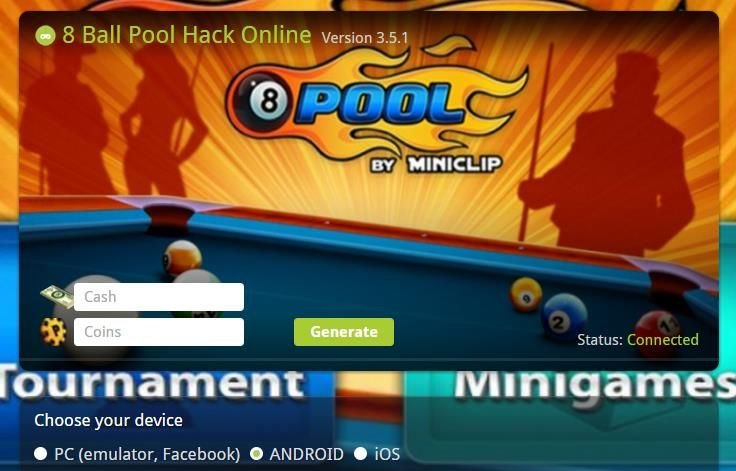 miniclip 8 ball pool hack download