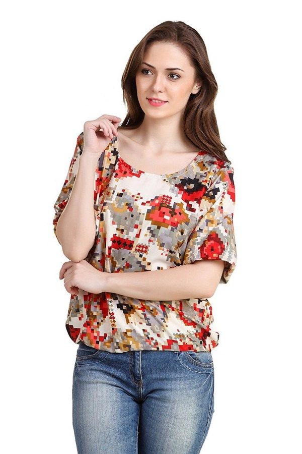 latest and beautiful designer tops for teenagers fashion