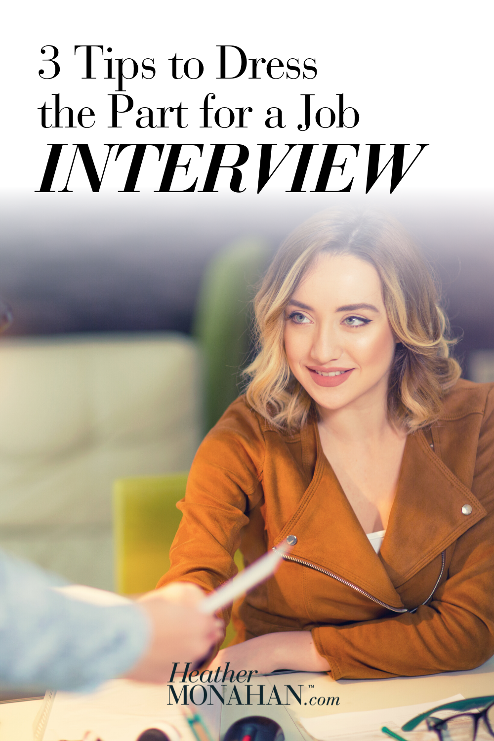 Tips to Choose What to Wear to a Dream Job Interview - Dress The Part How To Get Hired