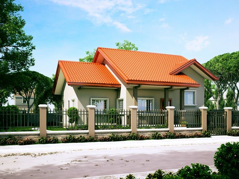 This Is The Version 2 Of Small House Design Which Entails Simplicity But  Interesting And Functional Design. This House Plan Has 3 Bedrooms And 2