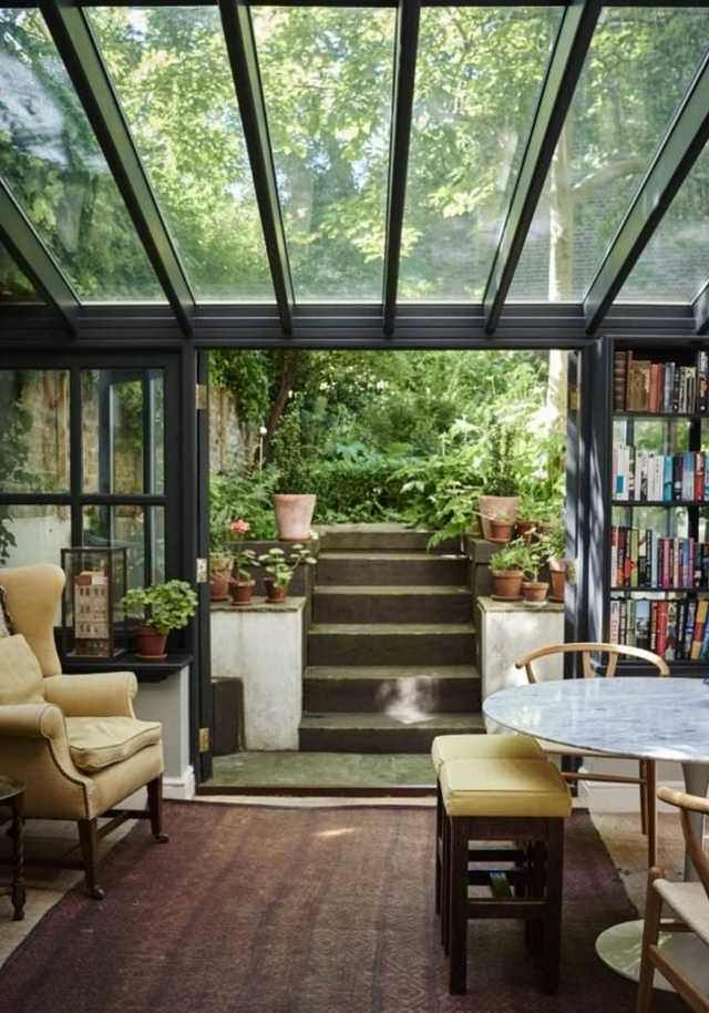 Conservatory Room Addition In The Uk 1040x1485 In 2020