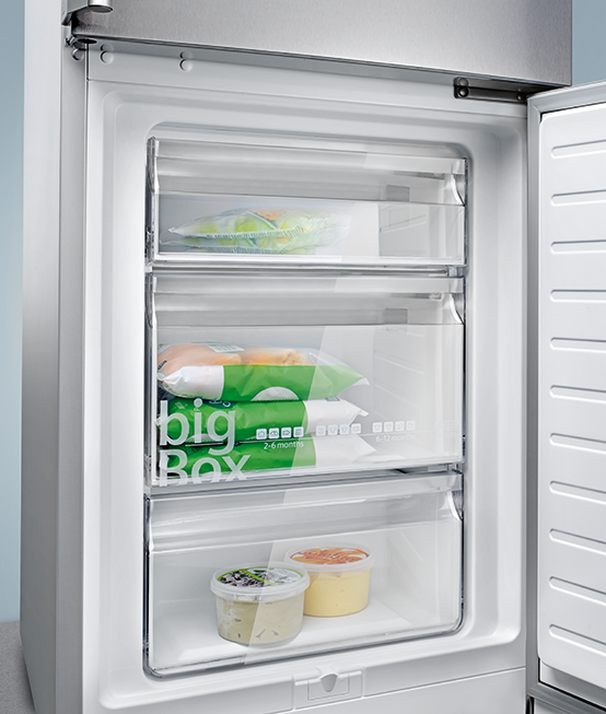 Think big! Even in daily life #Siemens freezers with #bigBox add ...