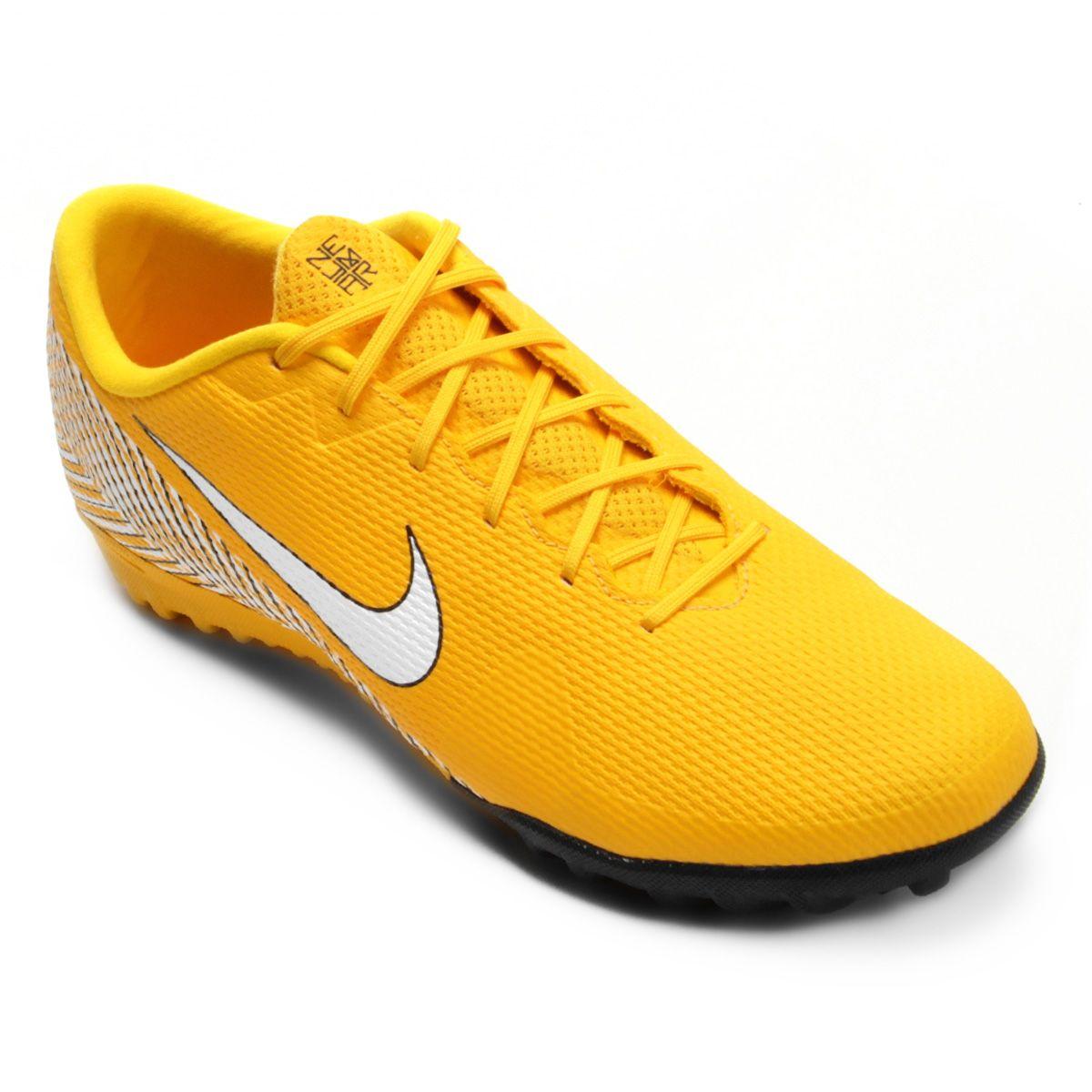 a784ecc95c543 Chuteira Society Nike Mercurial Vapor 12 Academy Neymar TF Masculina - Compre  Agora