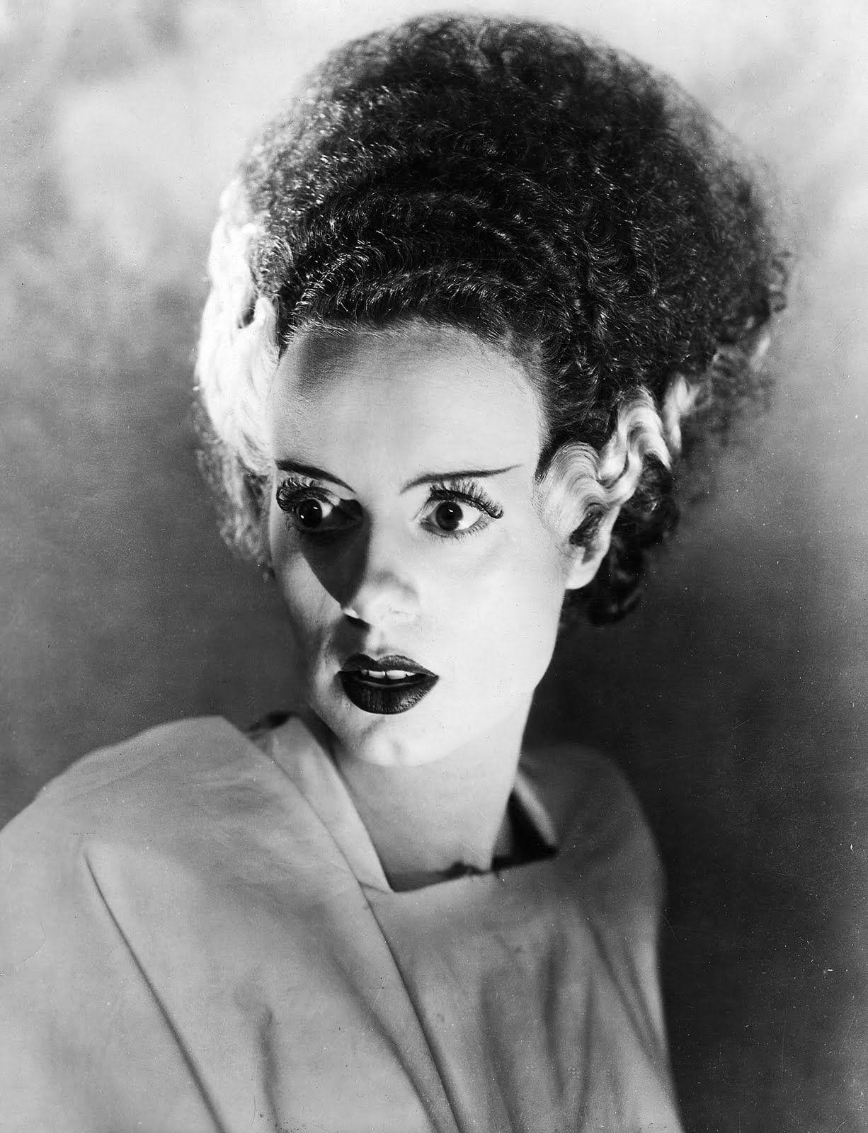 La novia de Frankenstein | Halloween! | Pinterest | La novia de ...