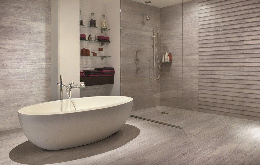 Carrelage Design Salle De Bain carrelage salle de bain imitation ...