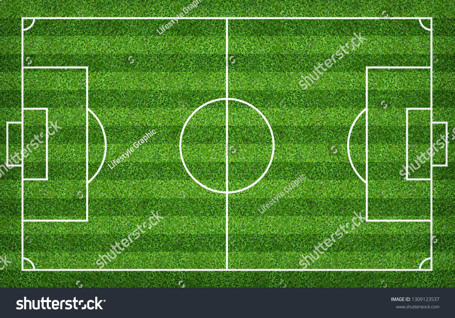 Football Field Or Soccer Field For Background Green Lawn Court For Create Sport Game Ad Affiliate Background Green So Football Field Green Lawn Soccer
