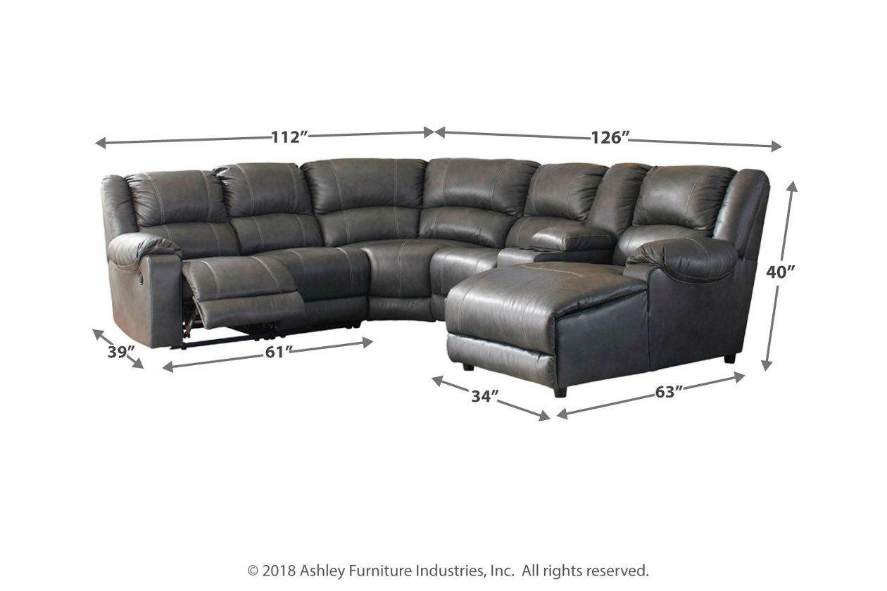 Brambleton 6 Piece Sectional Ashley Furniture Homestore My New