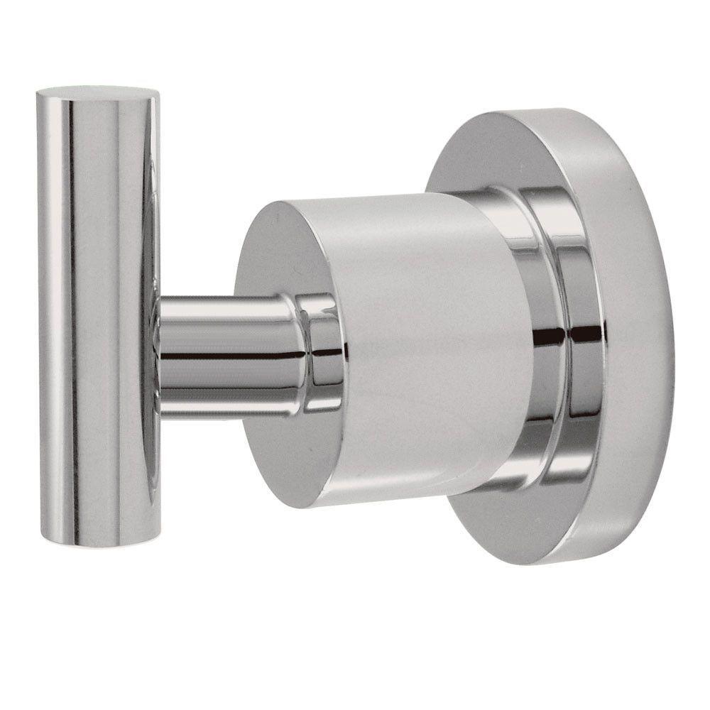 Kingston Brass Concord Bathroom Accessories Chrome Robe Hook BA8217C ...