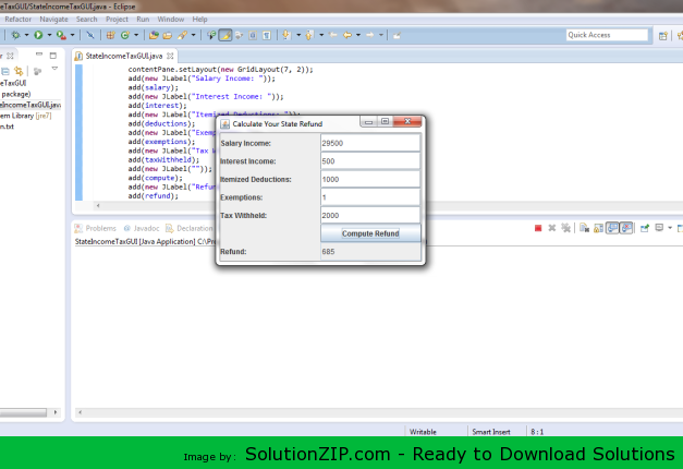 Download HttpSolutionzipComDownloadsStateincometaxguiJava