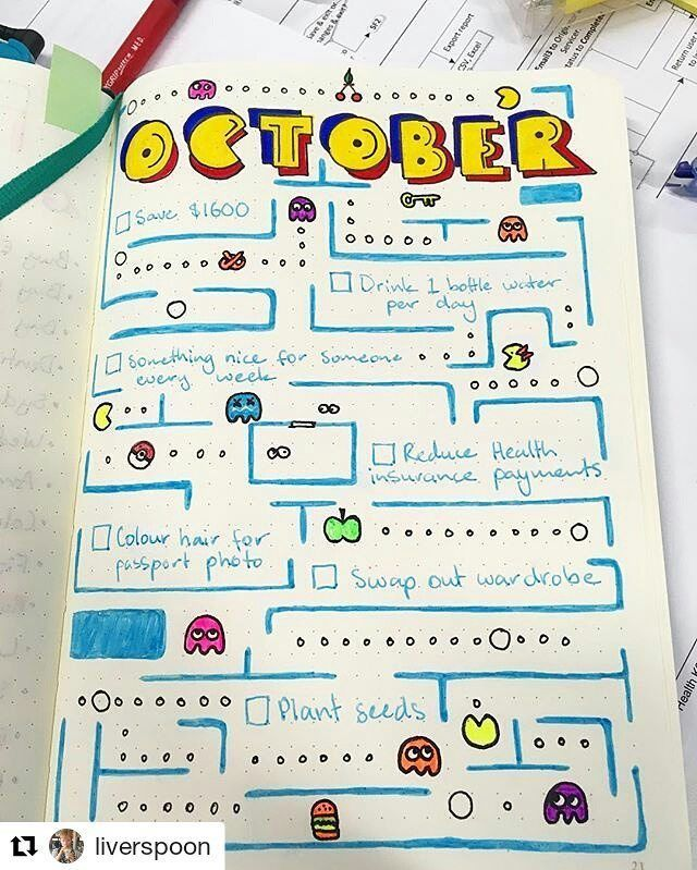 1bc3736db2f563ddd0fb9c17da86bf9f--october-bullet-journal-monthly - copy recommendation letter format for tatkal passport