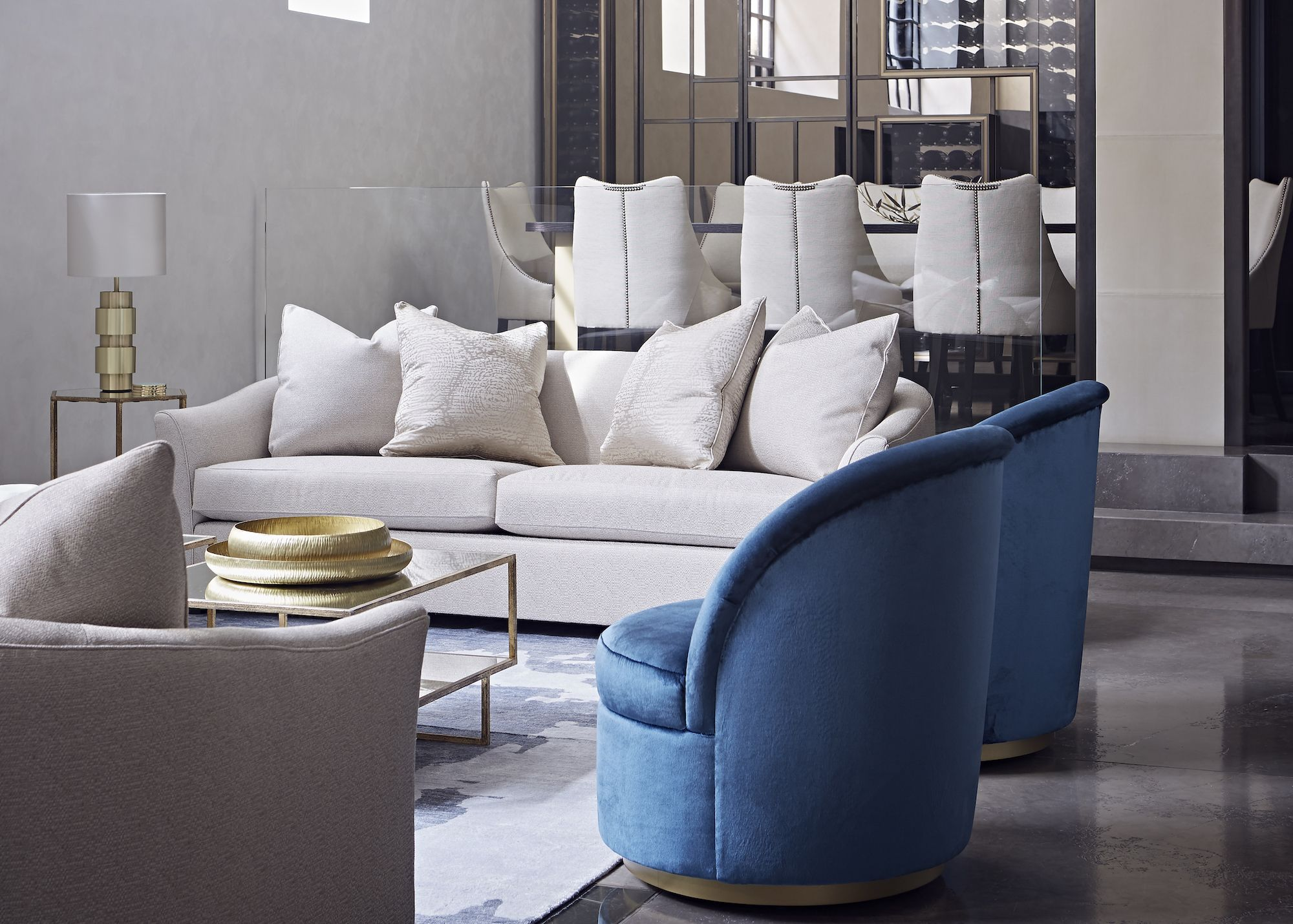 Outstanding Decorating Ideas by Taylor Howes Interior