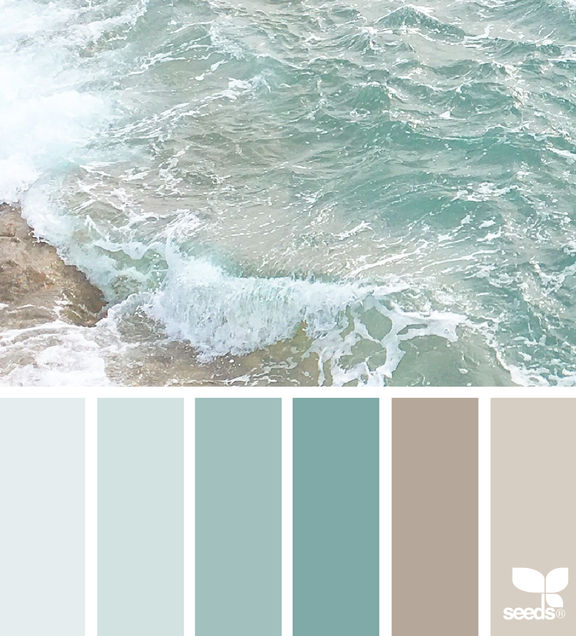 Color Sea In 2020 Paint Colors For Living Room Room Color