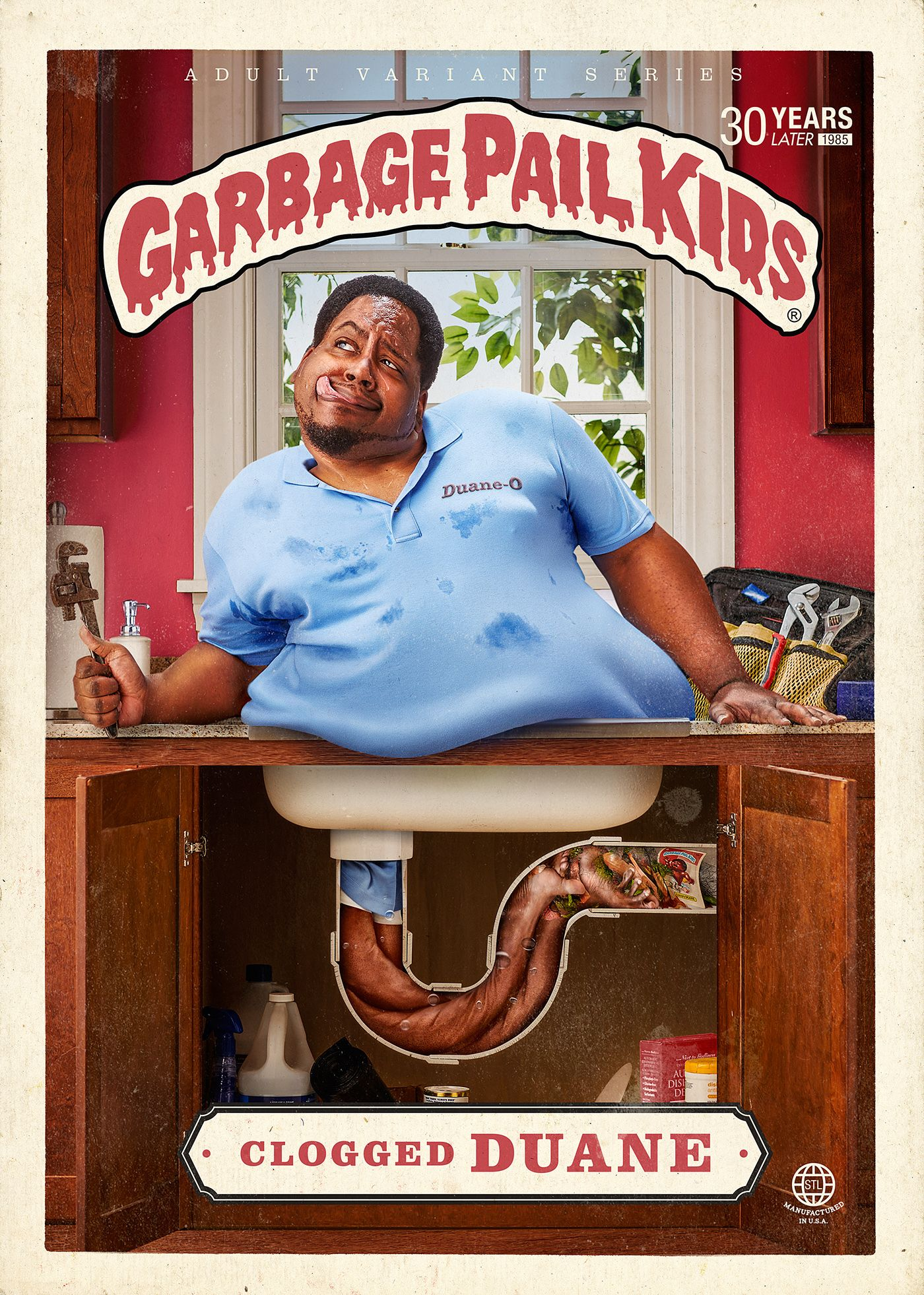 Garbage pail kids 30 years lateras real people in real