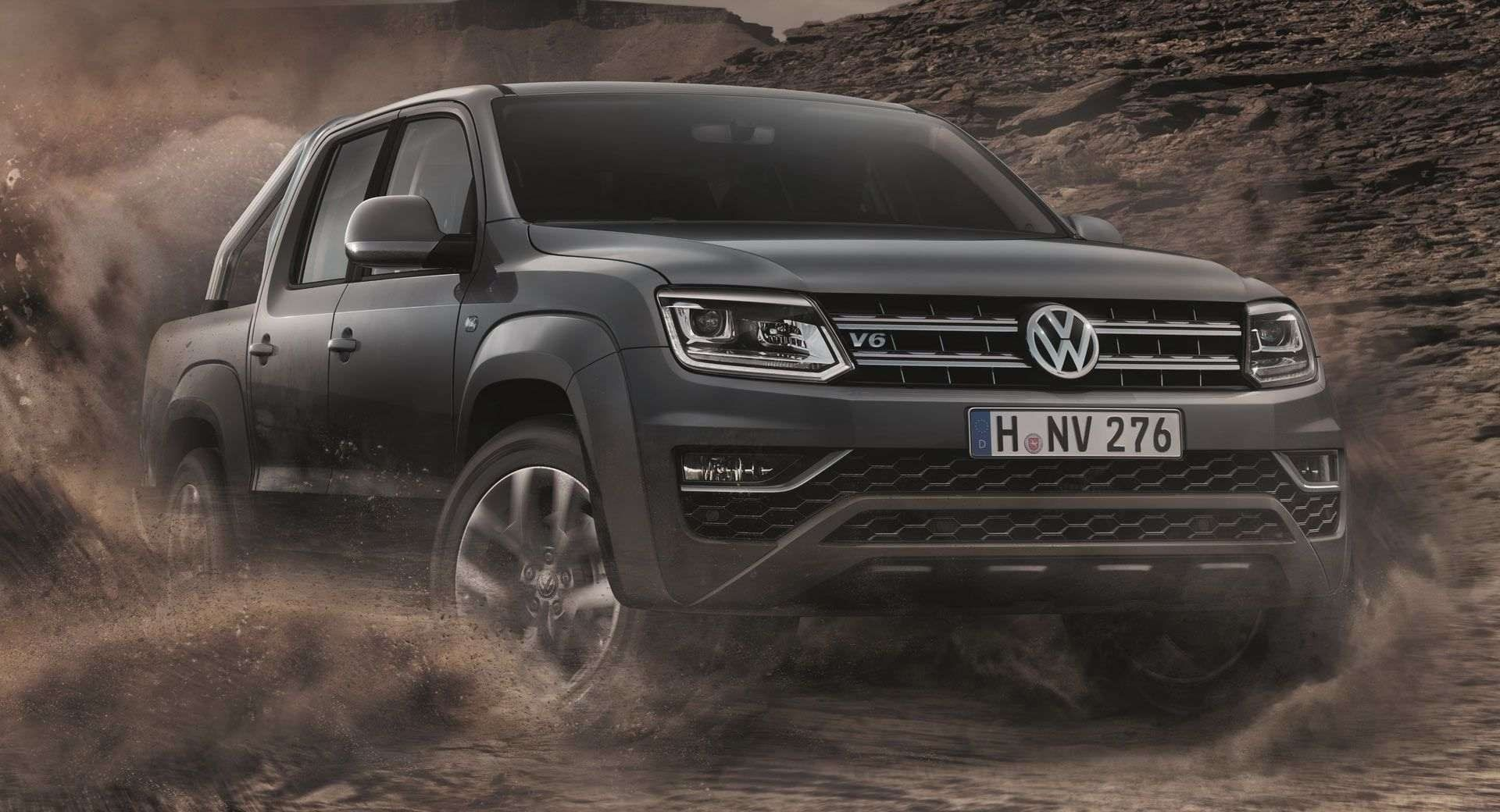 2020 Vw Amarok Pricing In 2020 Vw Amarok Volkswagen Vw Amarok V6