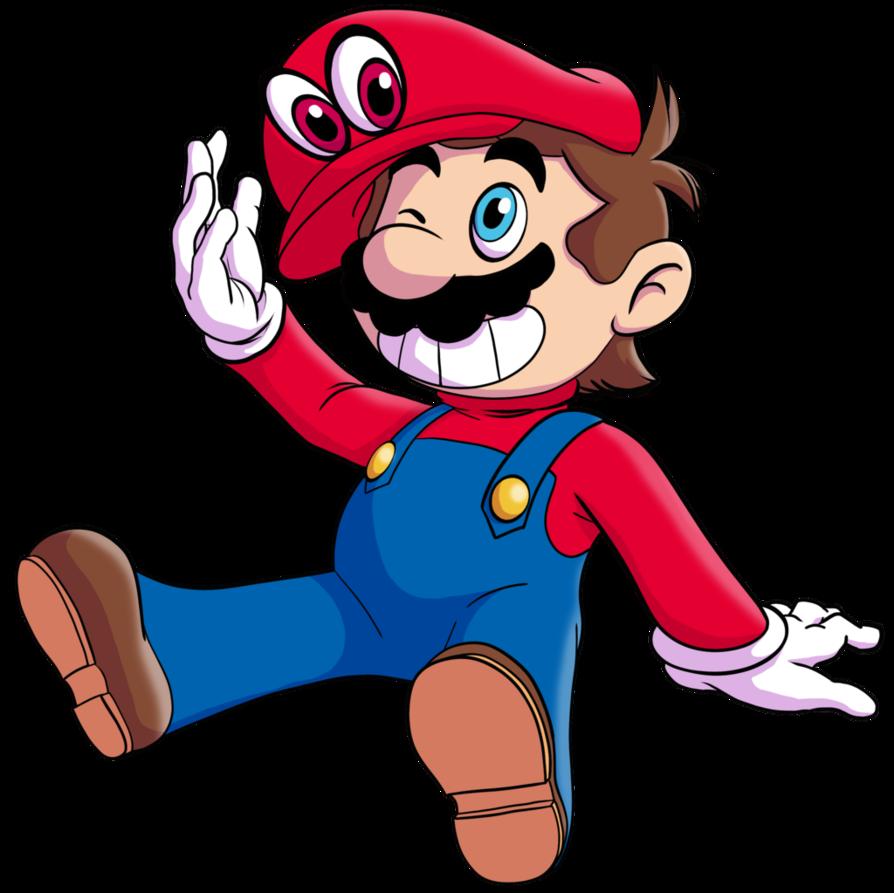 Super Mario Odyssey By Mudsaw Deviantart Com On Deviantart Super Mario Art Super Mario Bros Super Mario