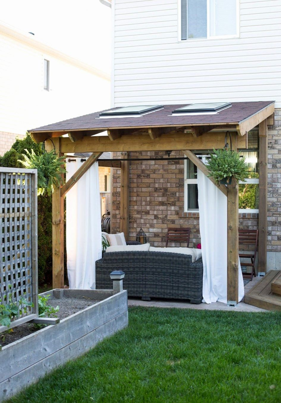 How To Build Coveredtio Attached House Porch Cover Cost