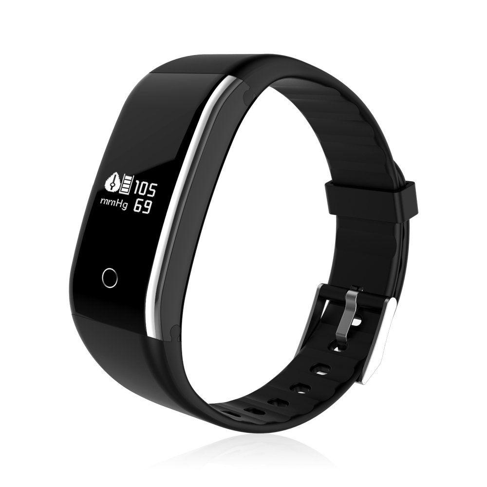 Fitness TrackerActivity Tracker Smart Watch with Heart