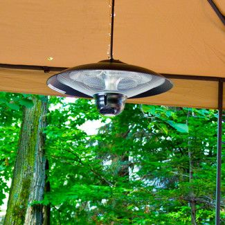 EnerG+ Hanging Infrared Electric Patio Heater