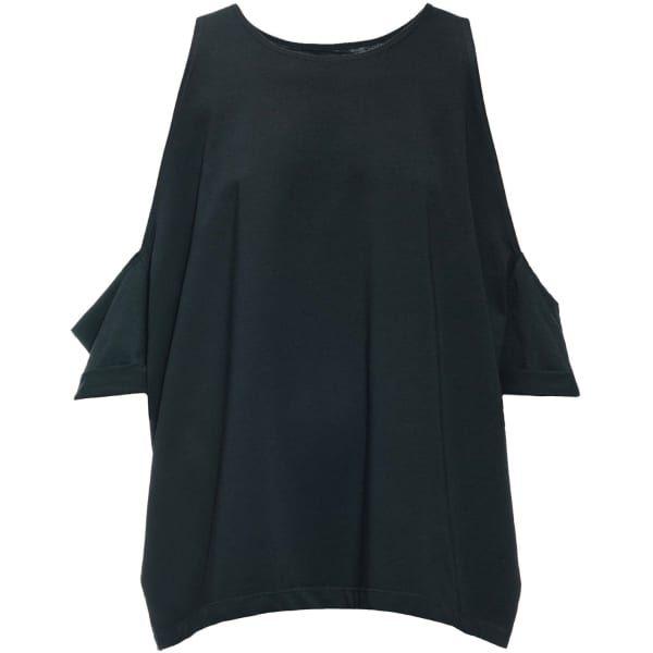 Open Shoulder T-shirt (L)   Leka