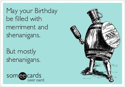 Your Ecards Birthday Funny ~ The best happy birthday memes birthdays happy birthday and