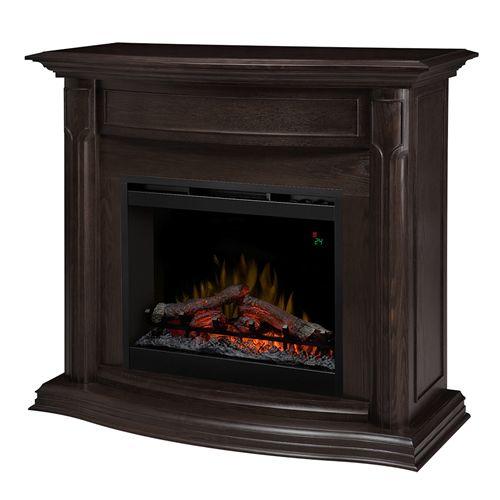 Dimplex Gwendolyn Electric Fireplace Mantel - Espresso ...