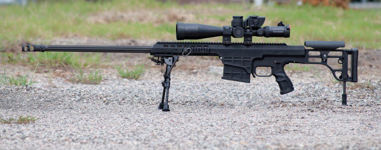 Barrett M98b Weapon Firearms Guns 338 Lapua Magnum