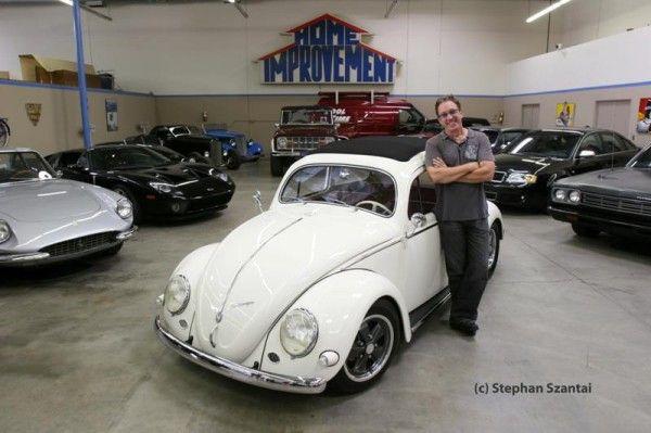 Tim Allen Cars >> Tim Allen Vw Bug Celebrity Cars Volkswagen Tim Allen