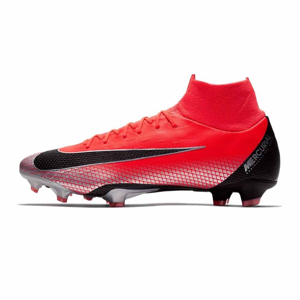 Ανδρικό Ποδοσφαιρικό παπούτσι για σκληρές επιφάνειες Nike Mercurial  Superfly VI Pro CR7 FG - AJ3550-600 09128850cc22e