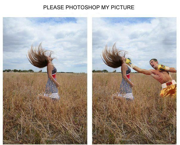 Funny Pictures About Truly A Photoshop Masterpiece Oh And Cool Pics Also Photos