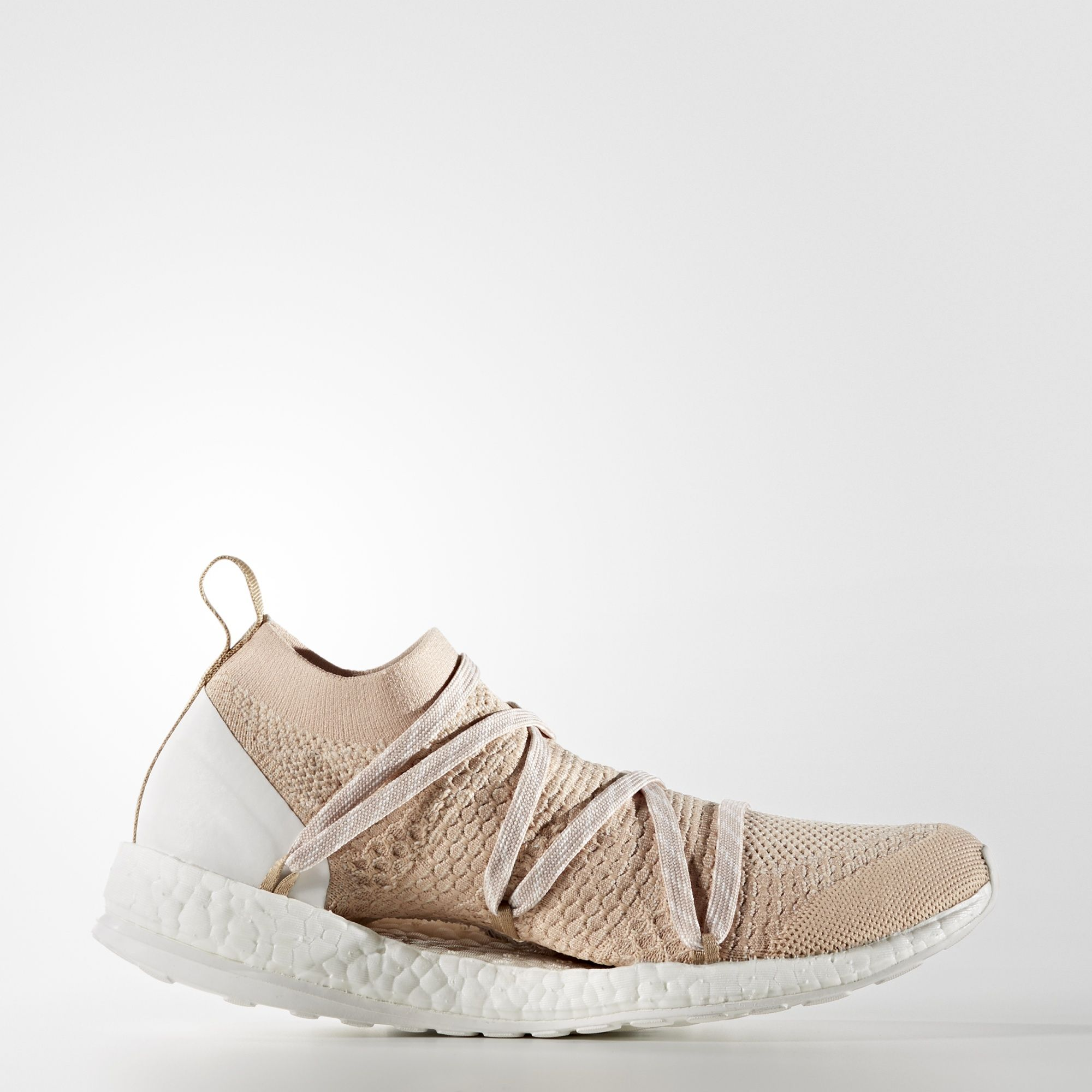the latest fd3f0 c70e9 These adidas by Stella McCartney Pure Boost X Shoes give an outrageously  comfortable fit to all foot types. An adidas Primeknit upper incorporates a  ...