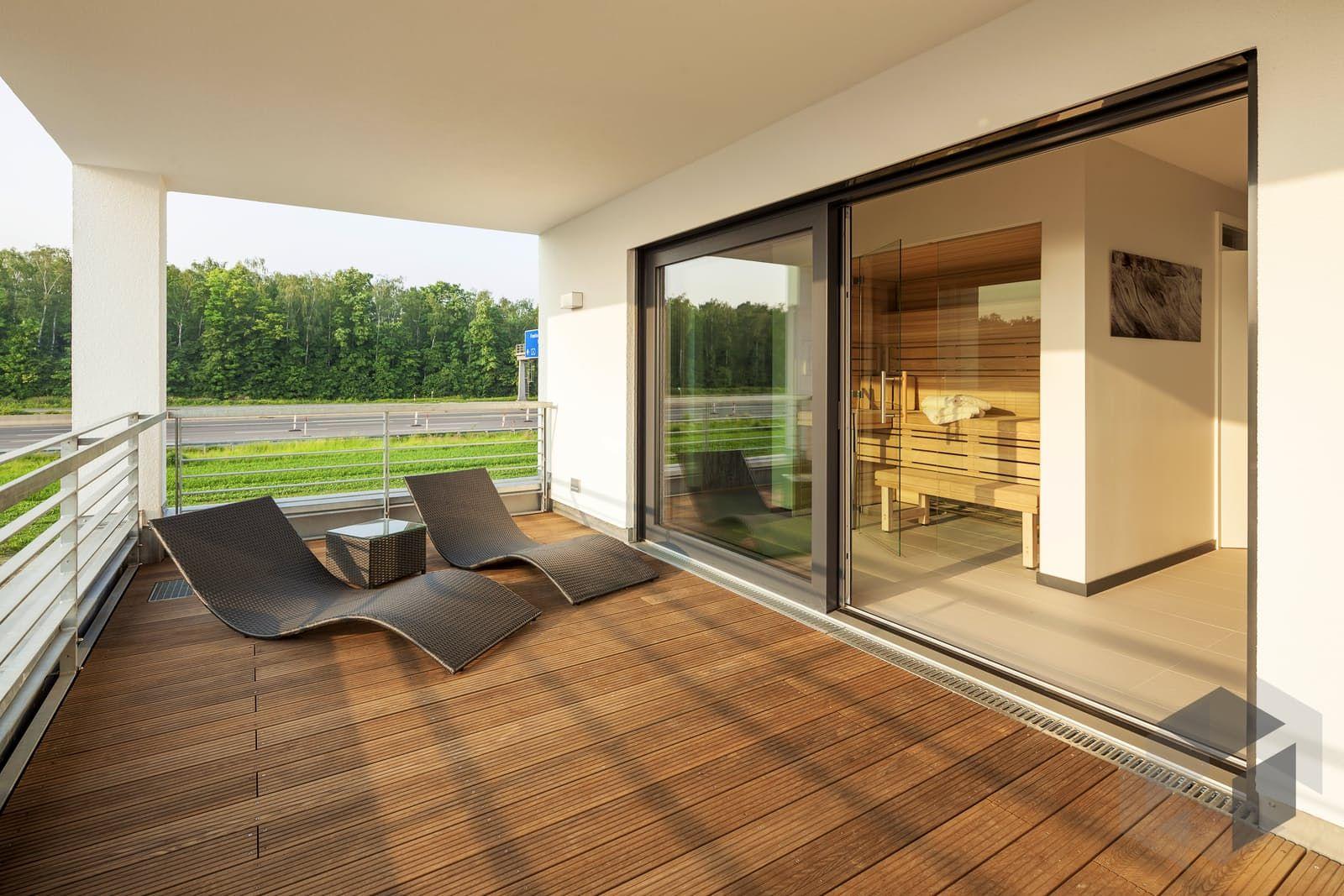 Wohnideen Terasse frame mh köln luxhaus einrichtung interior wohnideen