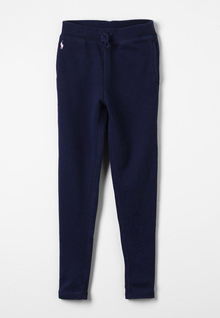 74b558f6d3db9 Polo Ralph Lauren DRAPEY TERRY - Pantalon de survêtement - french navy -  ZALANDO.BE