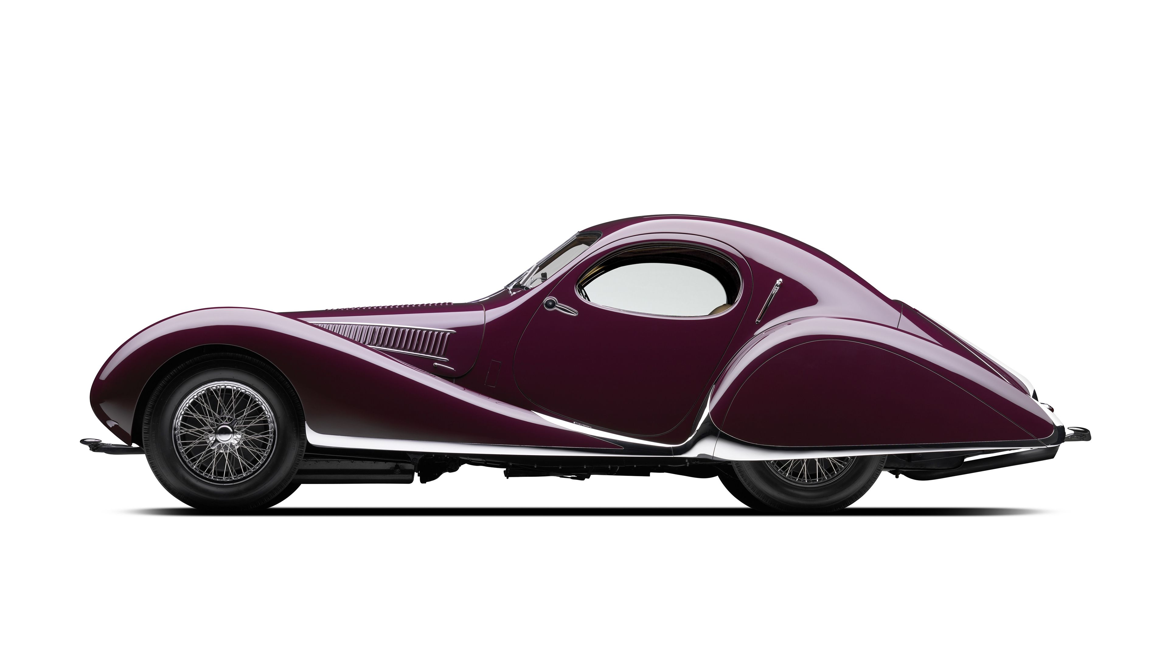 Talbot-Lago Type 150-C-S 1937 | Mullin Automotive Museum | Pinterest ...