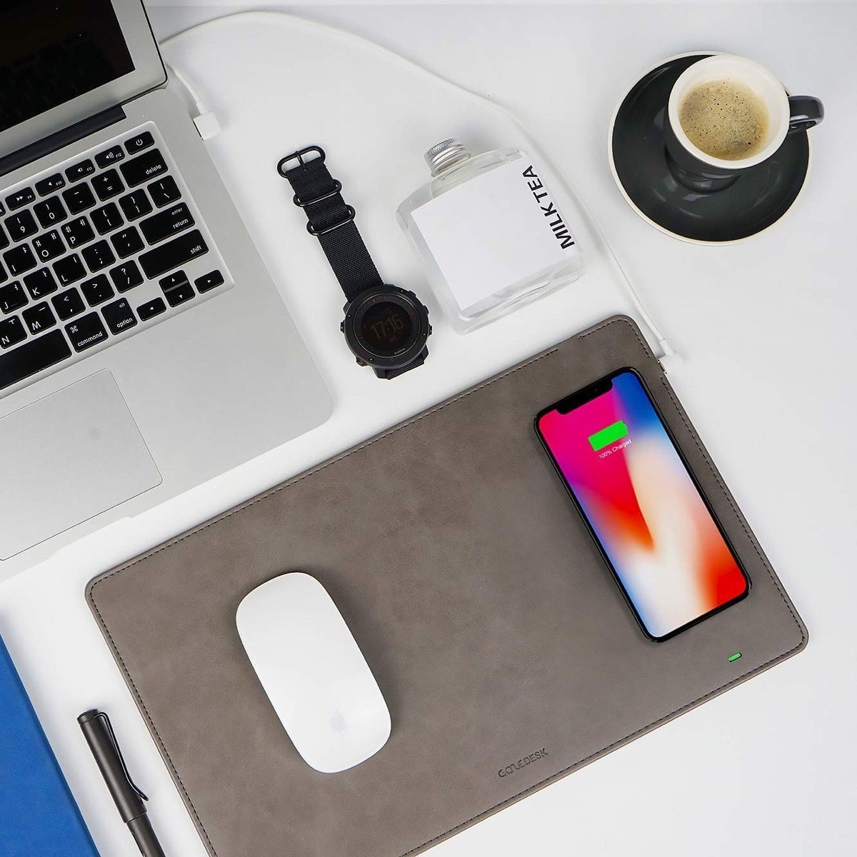Product Of The Week Qi Wireless Fast Charging Mouse Pad Cool