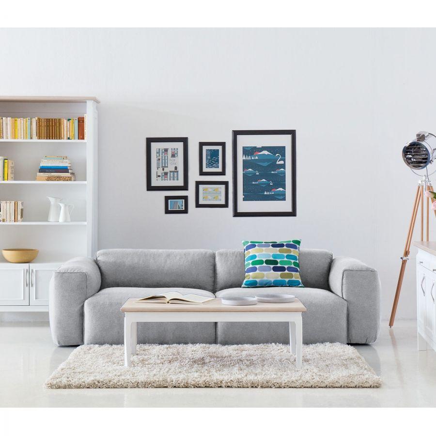 Sofa Hudson II (3-Sitzer) Webstoff | Pinterest | Wohnzimmer und Altstadt