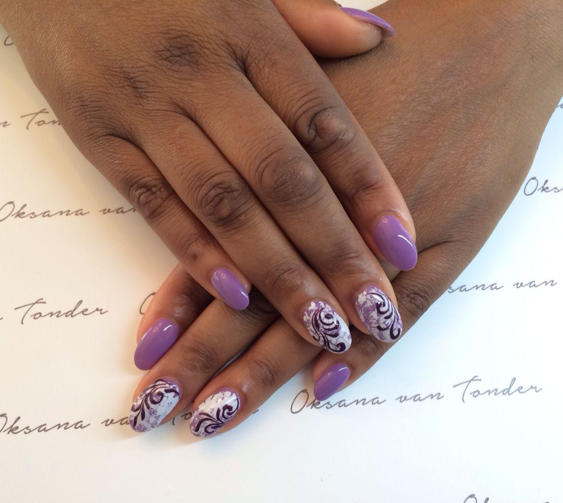 Pretty in Lilac