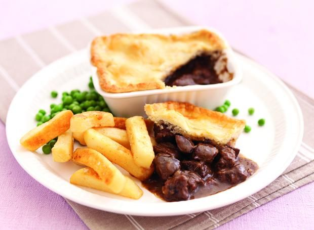 Individual Steak and Kidney Pies | Recipe | Food recipes ...