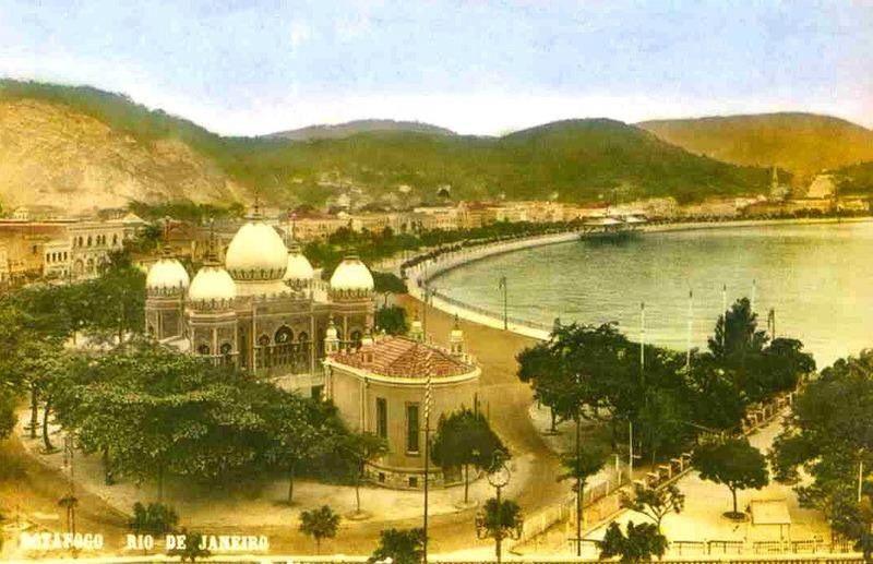 Pavilhão Mourisco 1910