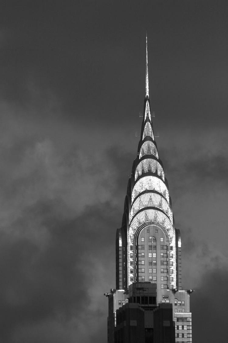 New York City Structures The Chrysler Building Chrysler