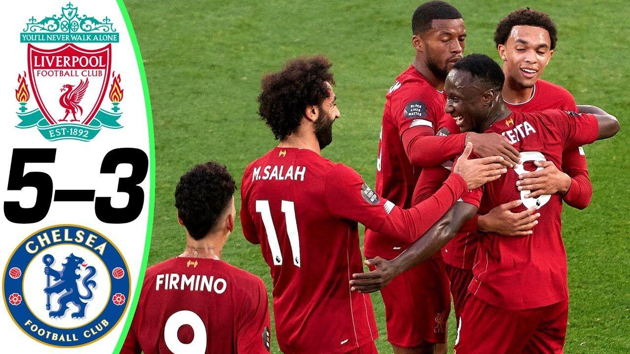 Liverpool Vs Chelsea 2019 Highlights Youtube Demo Caseblocks