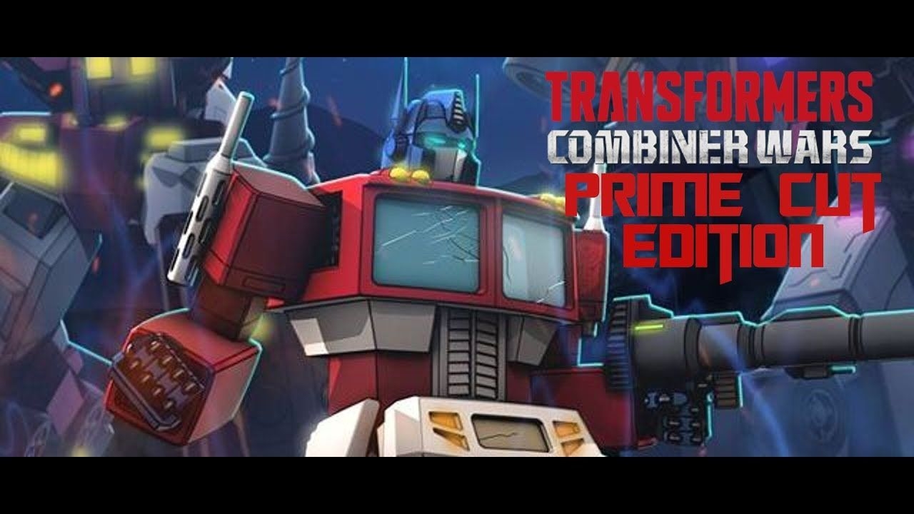 the transformers combiner wars movie prime cut edition