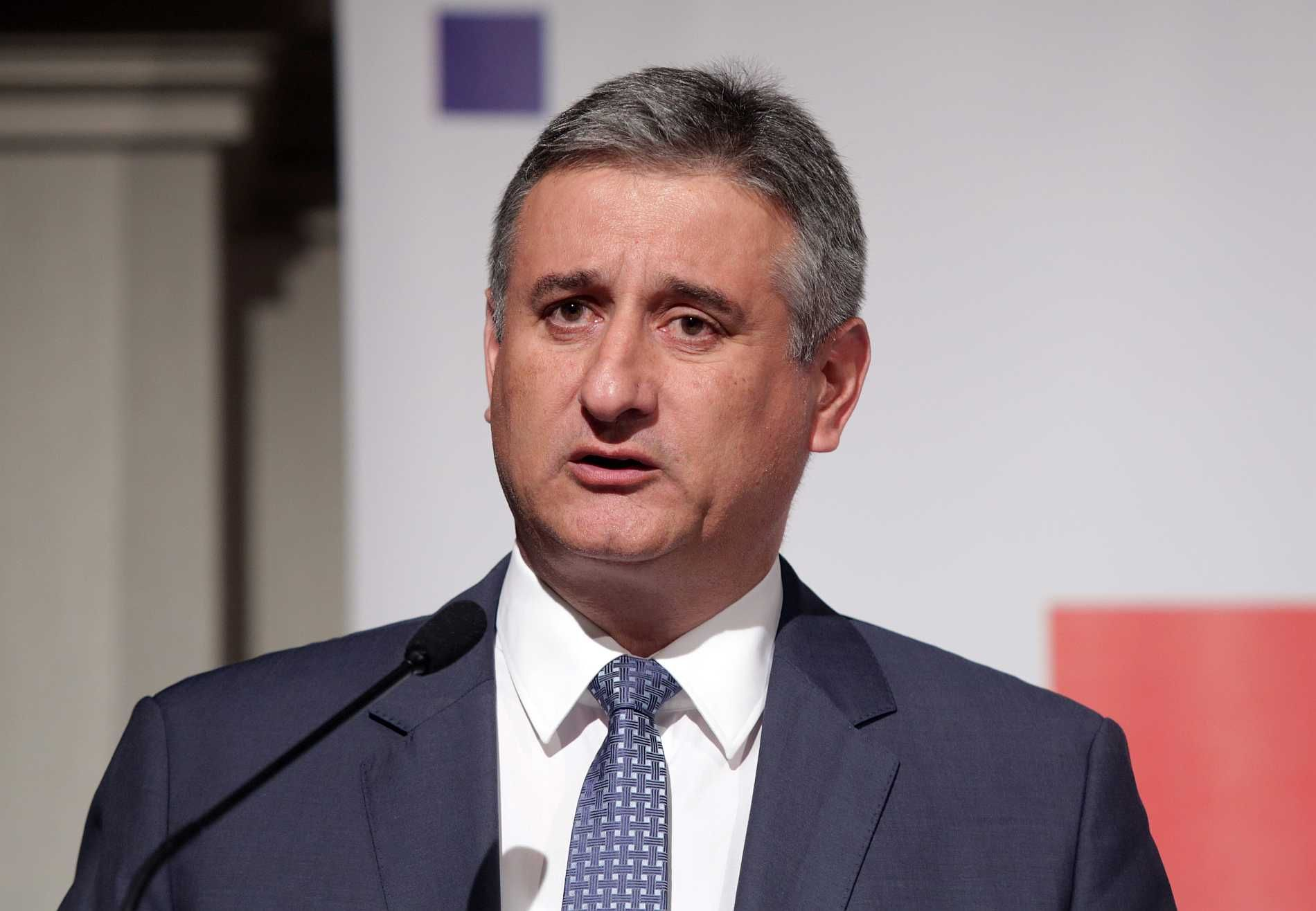 "Share or Comment on: ""CROATIA: Opposition Files No-Confidence Motion Against Tomislav Karamarko"" - http://www.politicoscope.com/wp-content/uploads/2016/05/Tomislav-Karamarko-Croatia-News.jpg - But ""surprises are always possible,"" Political analyst Davor Gjenero said.  on Politicoscope - http://www.politicoscope.com/2016/05/18/croatia-opposition-files-no-confidence-motion-against-tomislav-karamarko/."