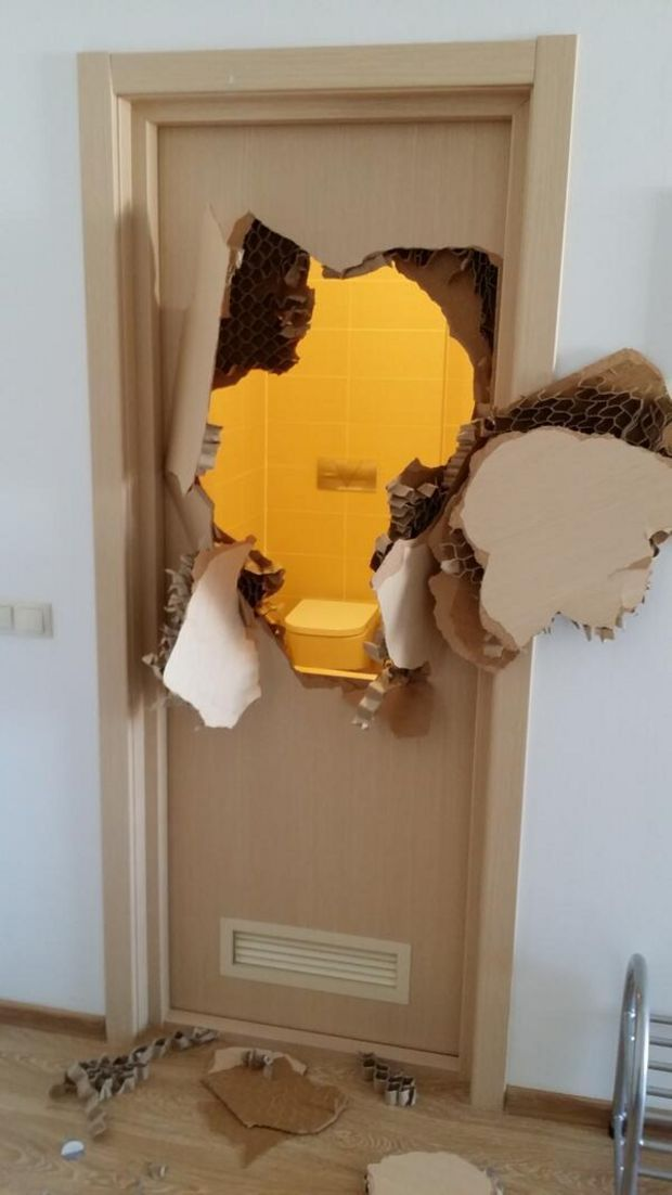 \ After the bathroom door jammed and wouldn\u0027t unlock in Sochi American bobsledder & After the bathroom door jammed and wouldn\u0027t unlock in Sochi ...