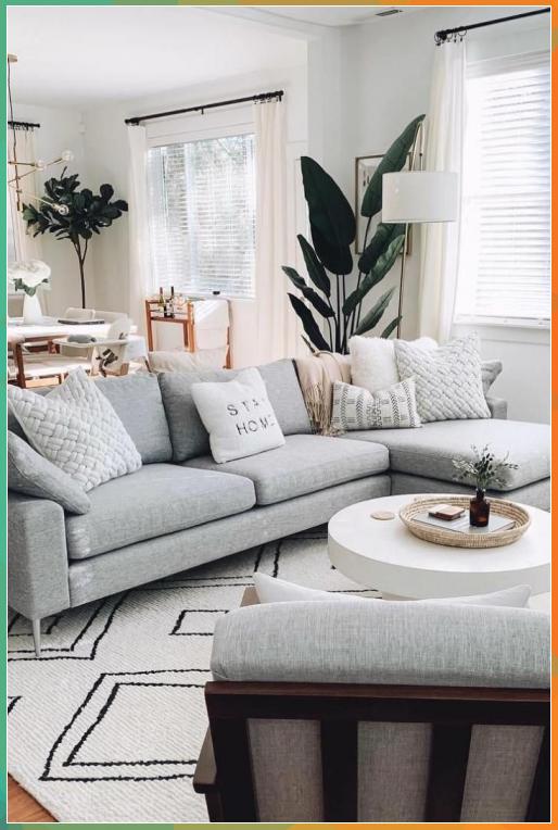11 Minimalistische Skandinavische Sofas In Grau Bei