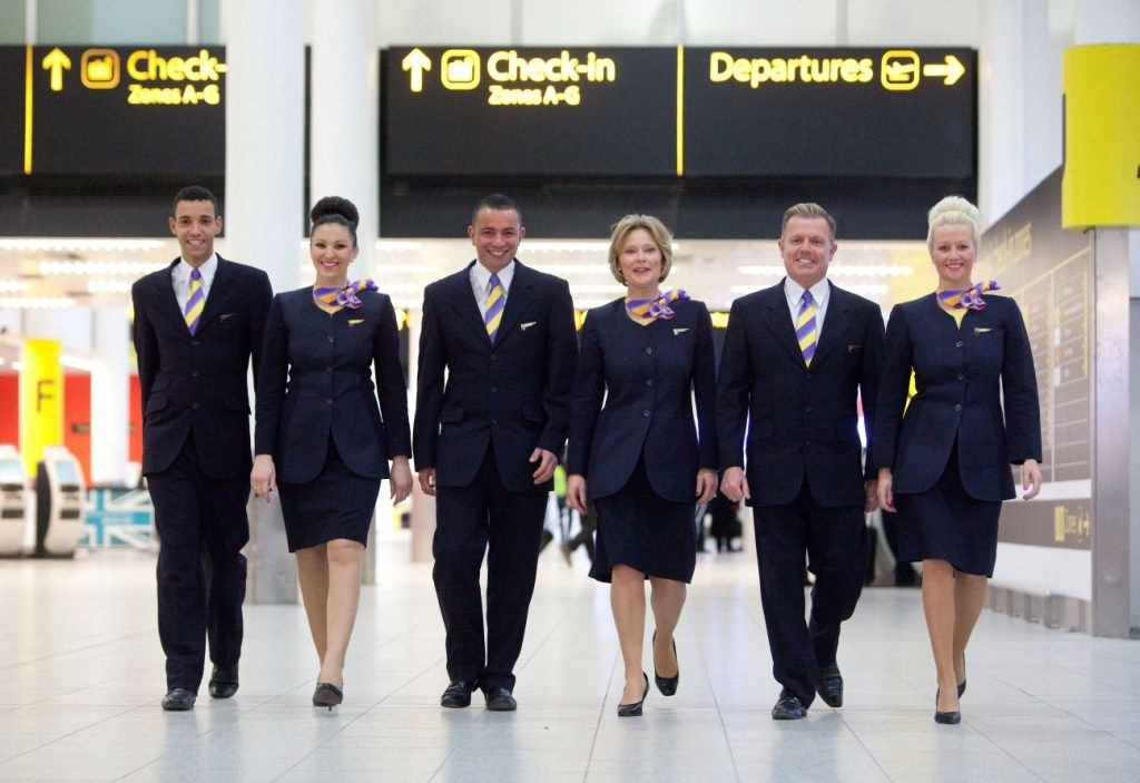 Monarch Airlines Limited Cabin Crew Gatwick Based