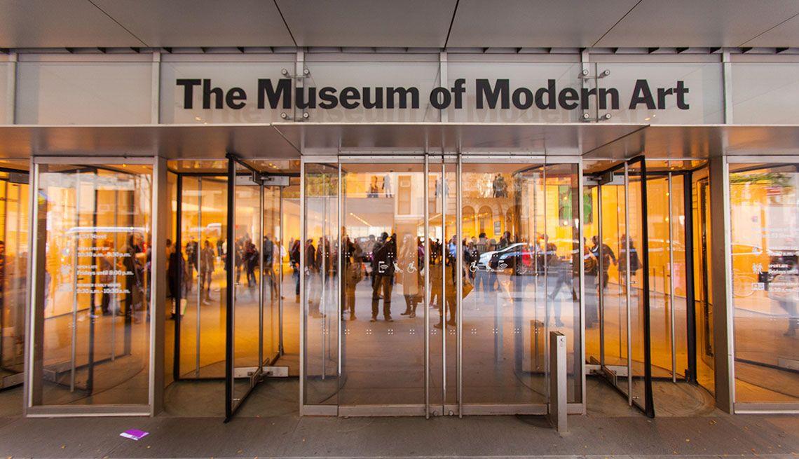The Museum Of Modern Art New York City New York Museums New York City Travel Museum Of Modern Art