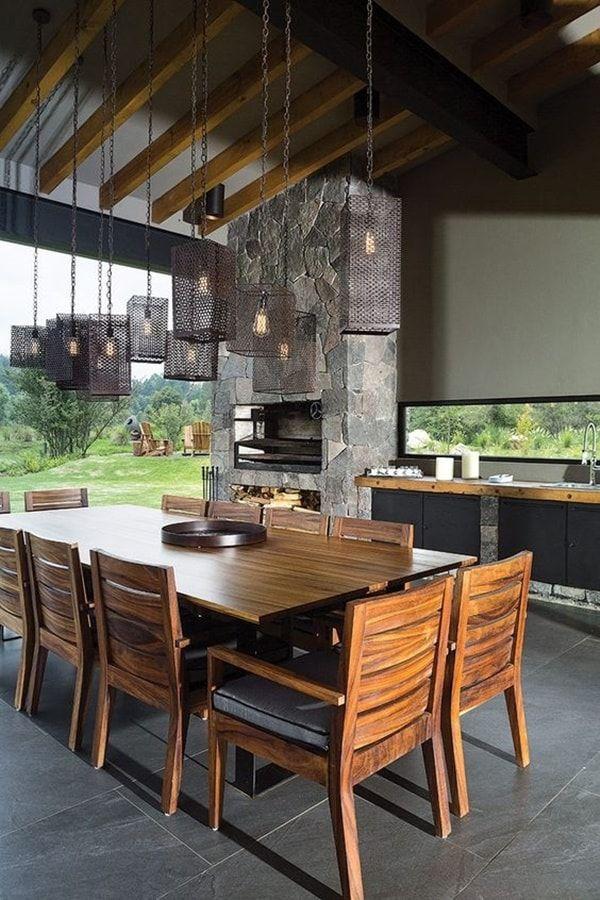 Cocinas exteriores. Ideas interesantes para cocinas al aire libre ...
