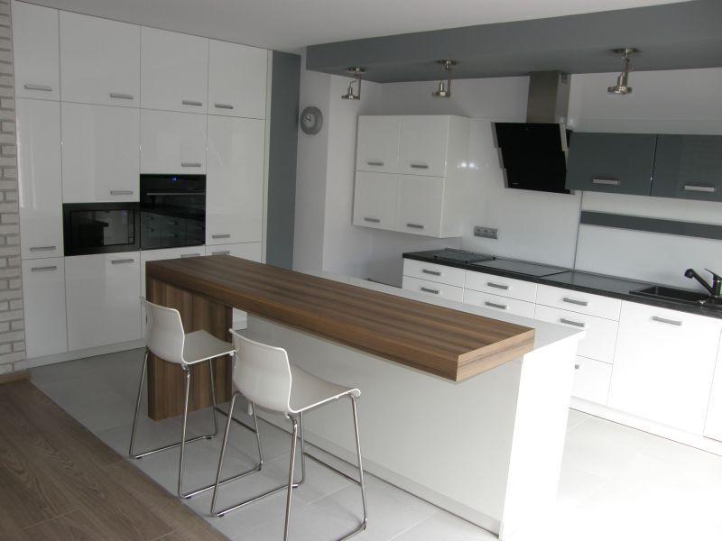 Kuchnia Z Wyspa Kitchen Interior Kitchen Design Kitchen Inspirations