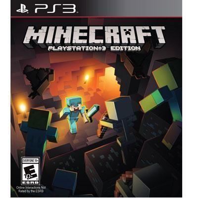 Minecraft PS3 (3000385)