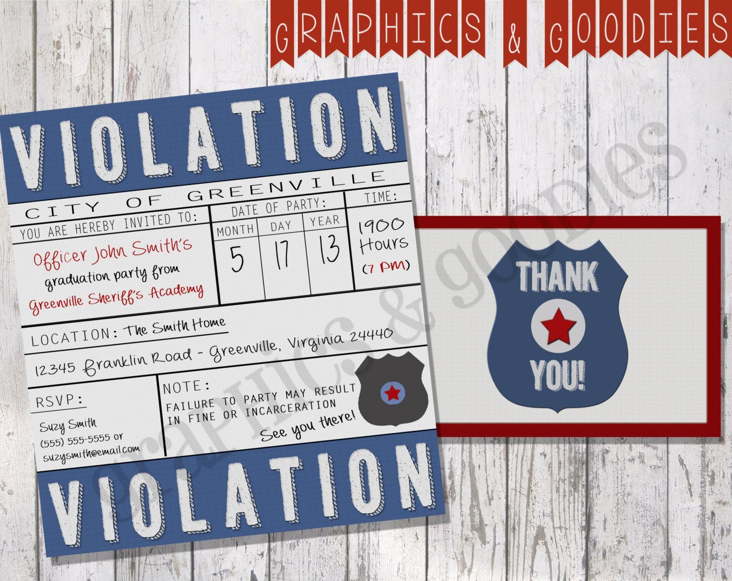 police retirement invitation template google search retirement